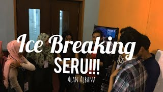 Contoh Ice Breaking #2 ( Games Tak Tik Tuk ) - Alan Albana