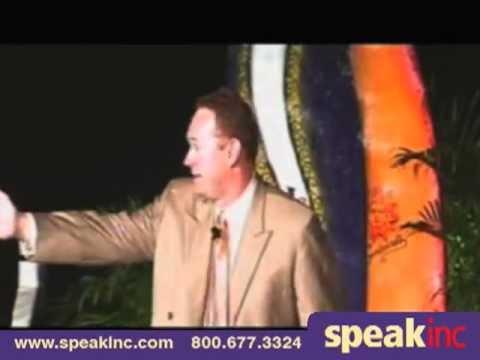 Keynote Speaker: John Costigan • Presented by SPEAK Inc.