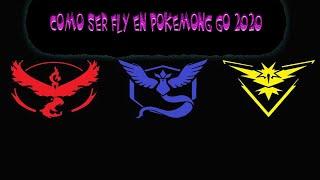 COMO SER FLY EN POKEMON GO 2020 - VMOS