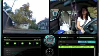 Covert Spy Camera in Car Windshield (Full Color Camera)(Car Windshield Video Recorder Unit is connected to windshield via double sided sticky tape, out of the view of the driver. Unit records inside the vehicle and ..., 2010-10-25T21:40:05.000Z)