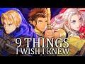 Fire Emblem: Three Houses - 9 Things I Wish I Knew Before I Started