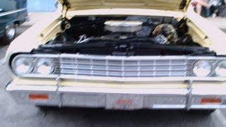 1964 Chevelle Malibu SS Hardtop Yel OT010513