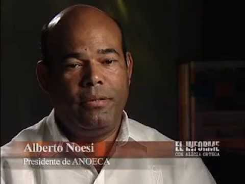 ANOECA, ALBERTO NOESI DIAZ, ALBERTO NOESI SRL, DOMINICAN INVESTMENTS, ESTAFA FINANCIERA