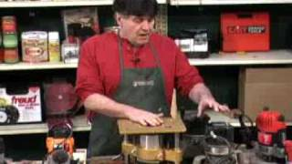 Choosing The Right Router Presented By Woodcraft