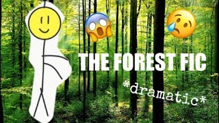 A Dramatic Reading Of The Forest Fic