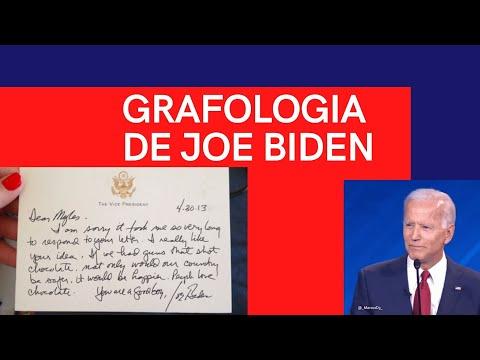 GRAFOLOGIA de Joe