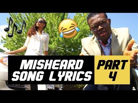 Misheard Song Lyrics | PART 4