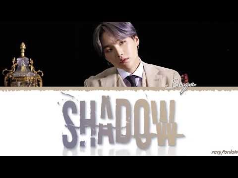 BTS SUGA - 'Interlude : SHADOW' (FULL LENGTH VERSION) Lyrics [Color Coded_Han_Rom_Eng]