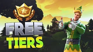HOW TO GET FREE 20 STAR TIERS FOR BATTLE PASS - Fortnite Battle Royale