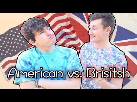 British vs American | Head-to-Head Challenges