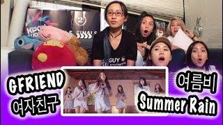 Video [KPOP REACTION] GFRIEND 여자친구 -- SUMMER RAIN 여름비 download MP3, 3GP, MP4, WEBM, AVI, FLV April 2018