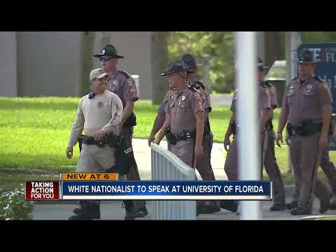 Richard Spencer at University of Florida: What you need to know about the white nationalist event