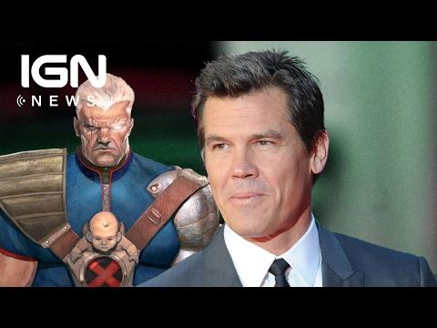 Deadpool 2: Cable Actor Josh Brolin Trolls Ryan Reynolds - IGN News