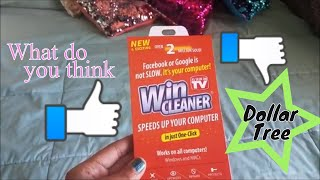 Aug 13th Dollar tree haul/ As seen on TV find
