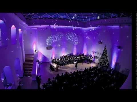 Christmas Lullaby, J. Rutter - BREVIS choir