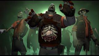 Team Fortress 2: Прохождение Волны 666 за медика