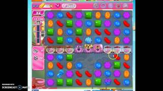 Candy Crush Level 1045 help w/audio tips, hints, tricks