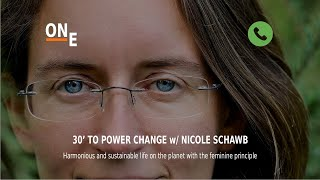 30' to Power CHANGE - Episode 10 - Nicole Schawb