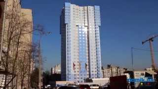 ЖК Малахит (Малахіт) - Богдановская, 3А Киев видео обзор(, 2014-12-25T11:45:21.000Z)