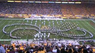 Sun Devil Marching Band - Tribute to Queen