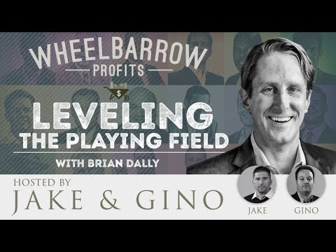 Leveling the Playing Field Brian Dally