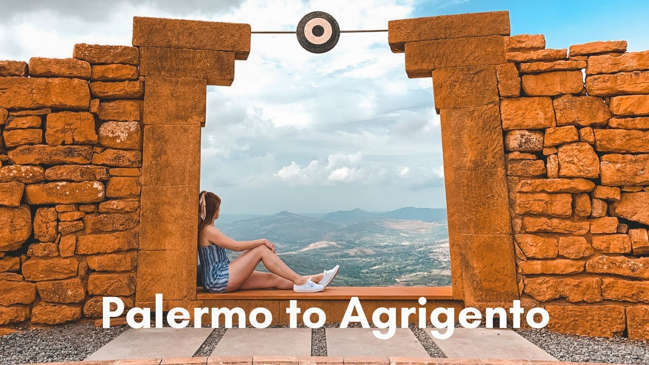 Sicily #1 | A night in Palermo, seeing the Teatro di Andromeda and visiting Valle Dei Templi