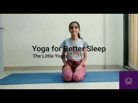 yoga for better sleep  youtube