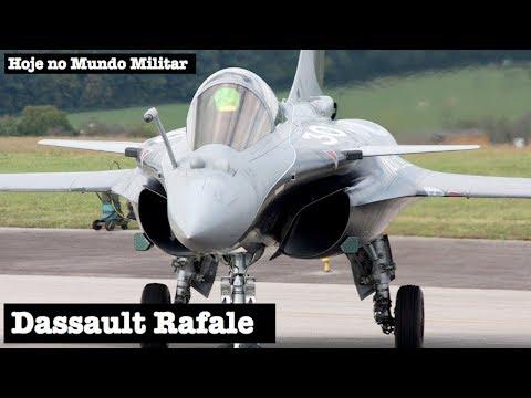 Dassault Rafale, o caça francês de 1001 utilidades