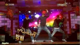 [HD] Fallin Out & Freeze (Mirrored Performance) - Taeyang (Big Bang)