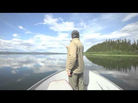 Yukon 2014 Kluane Lodge - Wellesley Lake