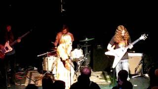 "BLUES PILLS - ""Little Sun"" at Vaudeville Mews (OFFICIAL LIVE)"