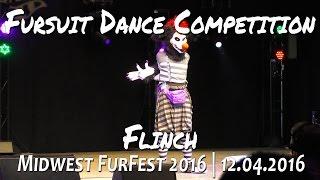 MFF 2016 Fursuit Dance Competition: Flinch