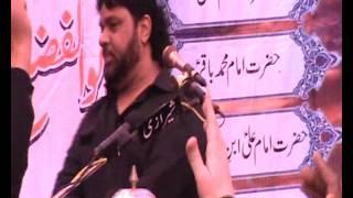 Shokat Raza Shokat Majlis Jalsa 9 Safar 2016 Behik Daim Sargodha