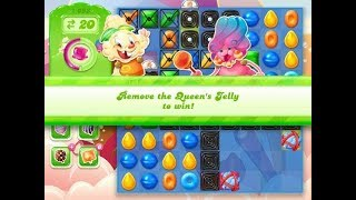 Candy Crush Jelly Saga Level 1093 (3 stars, No boosters)