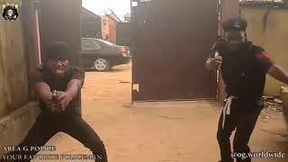 Area G police... Armed Robbers