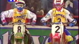 Supercross 1992 Paris Bercy - French