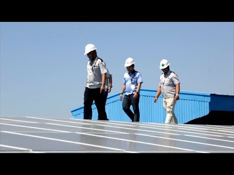 PV² Energie – project developer for photovoltaic roof and ground-mounted systems