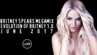 Britney Spears Megamix 1.0 - 35+ Hits In 1 Megamix! (DJ Luke Megamix)