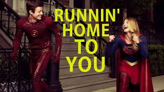 【Ashe】 Runnin' Home To You [Supergirl x The Flash]