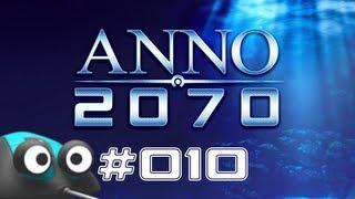 Let's Play Anno 2070 Endlosspiel #010 Kriegsschiff (Viper) [Deutsch   NEU   2013]