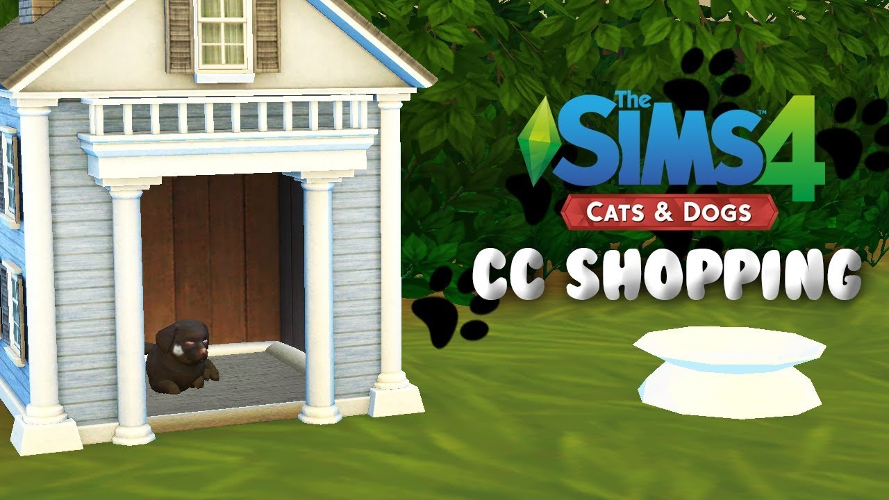 Get The Sims  Cats And Dogs