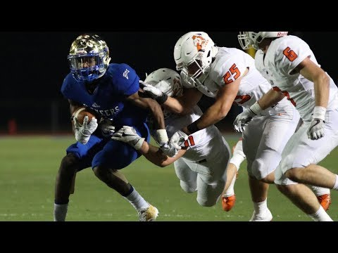 Boswell defeated by Aledo in 6-5A battle of unbeatens