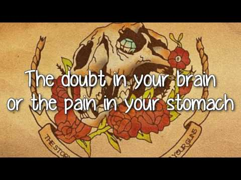 """Clairvoyant"" - The Story So Far Lyrics"