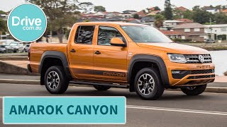 2020 Volkswagen Amarok Canyon Review | Off-road and on-road test