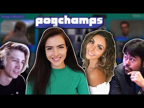 BEST OF POGCHAMPS 2 feat. Botez Sisters, Hikaru, xQc & more