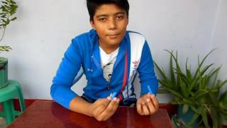 HOW TO DO MAGIC TRICK WITH PENS AND PEN CAPS THAT ARE AMAZING