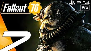 FALLOUT 76 - Gameplay Walkthrough Part 7 - Deathclaw Boss Fight (Full Game) PS4 PRO thumbnail