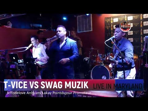 T-VICE LIVE IN MARYLAND 04 05 19 LEXX SAN KONPLEXX