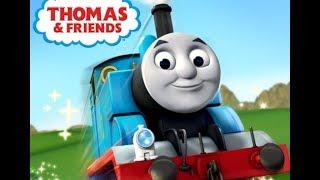 Паровозик Томас игра для детей