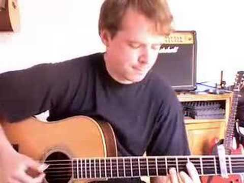 Beverly Hills 90210 Theme song for acoustic solo guitar